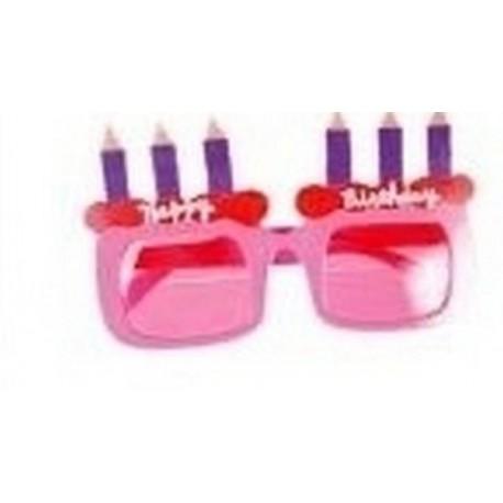 Párty brýle - Tvar:1