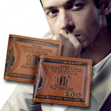 Peněženka 100dolarovka
