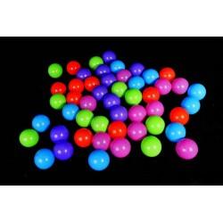 Plastové míčky 200 ks (8 cm)