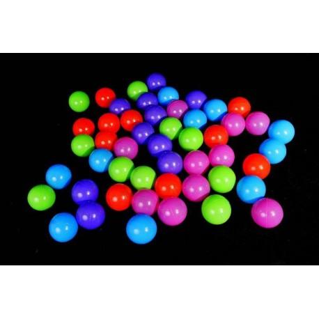Plastové míčky 50ks (5,5cm)