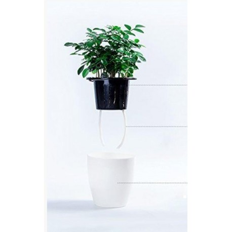 Samozavlažovací květináč - velký - 2. jakost