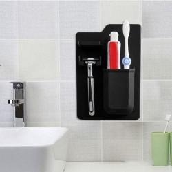 Držák hygienických potřeb - černá