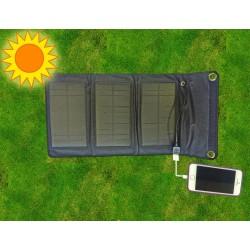 Solární nabíječka 5w