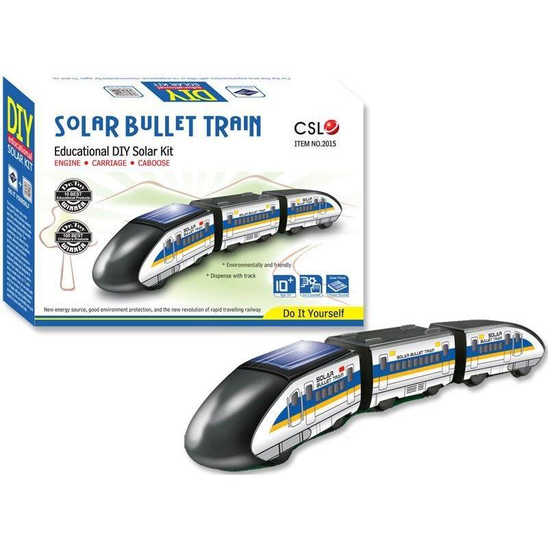 Solární vlak