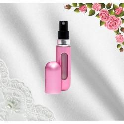Elegantní rozprašovač na parfémy - růžový
