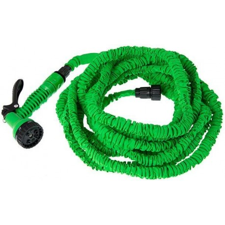 Zahradní flexi hadice 22,5 M - zelená