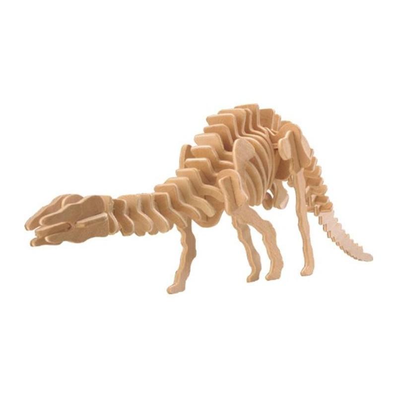 3D puzzle - Apatosaurus