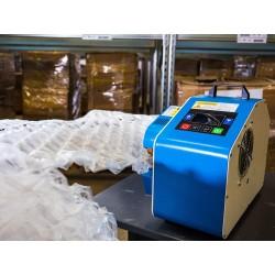 Fólie pro výrobu vzduchové výplně - bublinky - 30x50x4cm