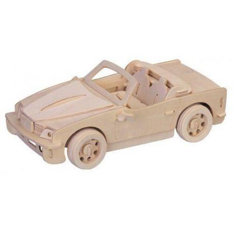 3D puzzle - BMW B-740i