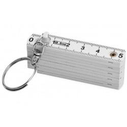 Přívěšek na klíče - skládací metr
