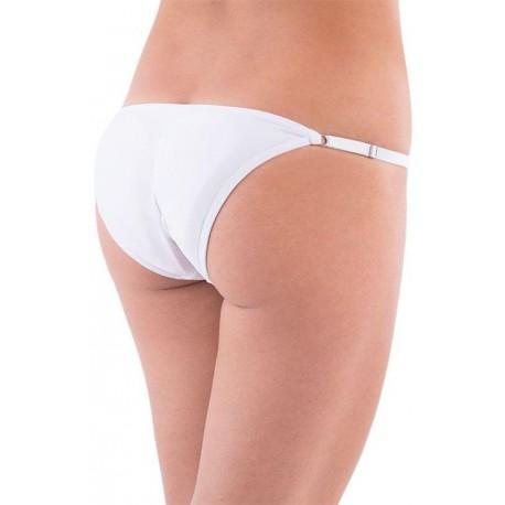 Push-up kalhotky Brazilian Secret - bílé - L
