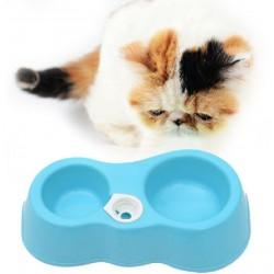 Miska pro mazlíčky - modrá