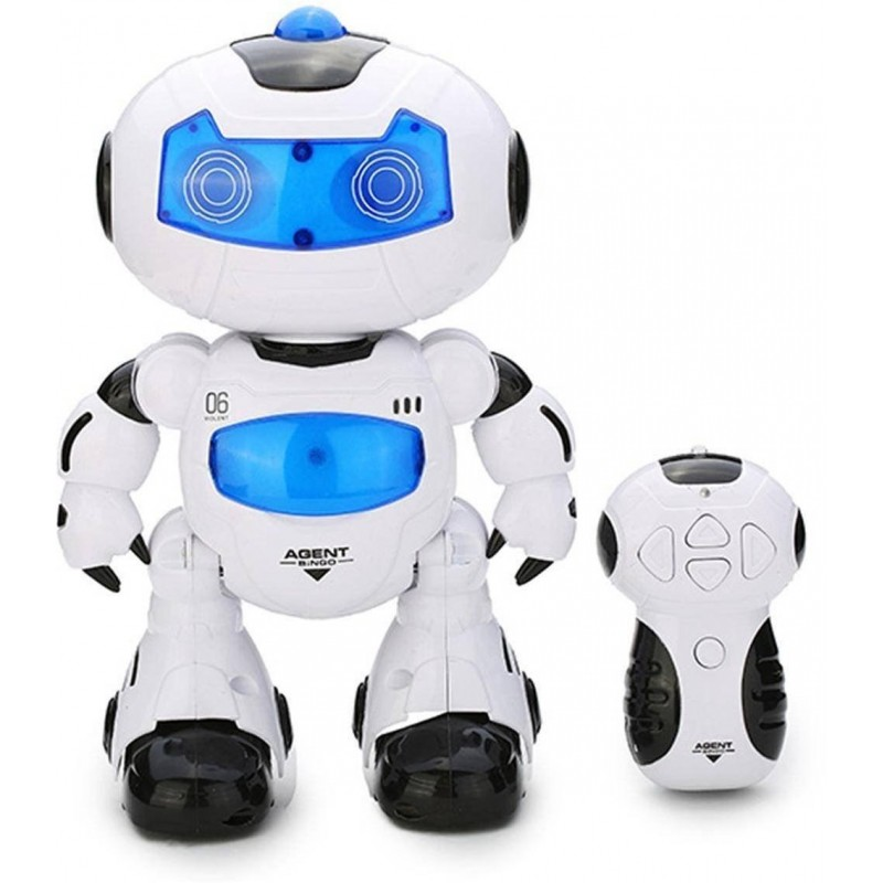Robot II. - na dálkové ovládání