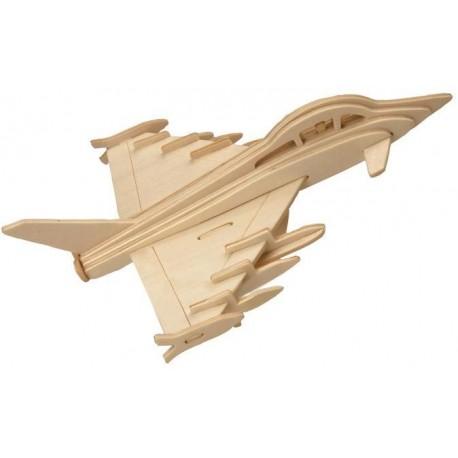 3D puzzle - Eurofighter Typhoon