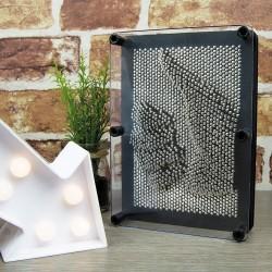 Ocelové otisky - 3D Obrazce Velké