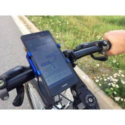 Otočný držák mobilu na kolo