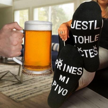 Ponožky - Přines mi pivo