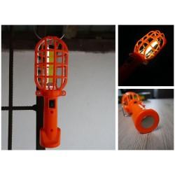 Přenosná svítilna - oranžová