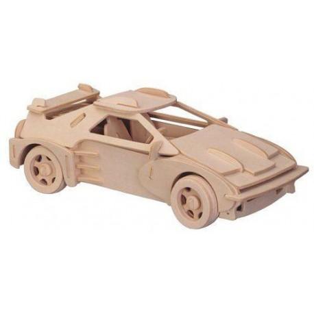 3D puzzle - Ferrari F-20
