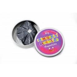 Inteligentní plastelína - magnetická + silný magnet