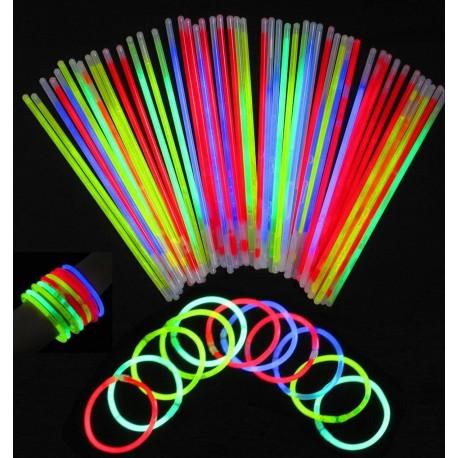 Svítící tyčinky LightStick 100ks