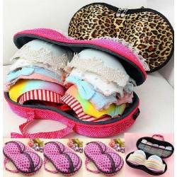 Cestovní organizér na spodní prádlo - růžový
