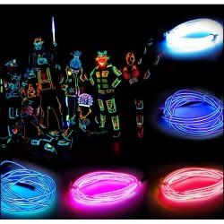 Neonová párty šňůrka