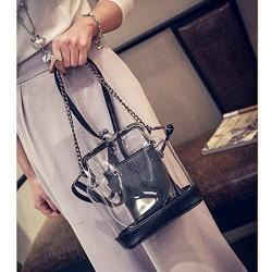 Designová kabelka - černá