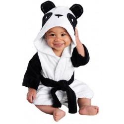 Dětský župan - panda