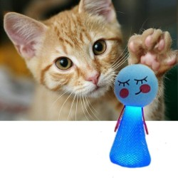 Skákací míček pro kočky