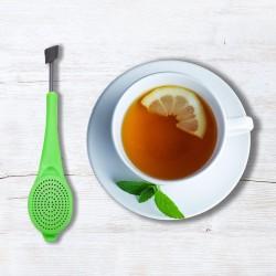 Stlačovací sítko na čaj