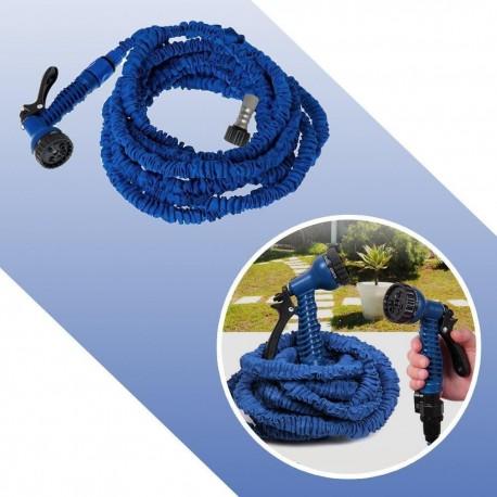 Zahradní flexi hadice 45 M - modrá