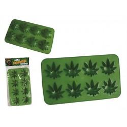 Zobrazit větší Forma na led - marihuana