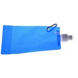 Skládací láhev - modrá