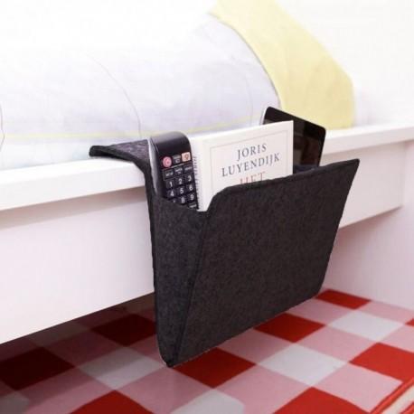 Organizér na postel - černý