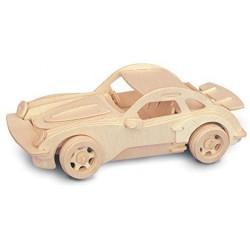 3D puzzle - Porsche P-911