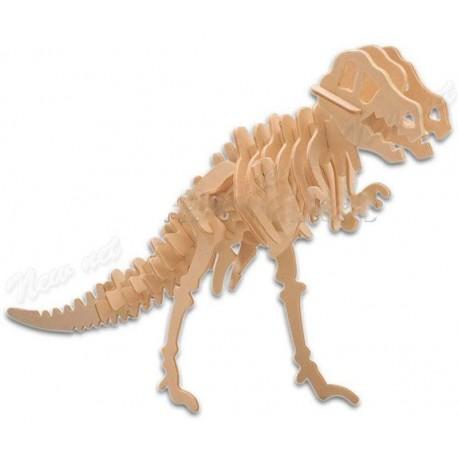 3D puzzle - Tyrannosaurus