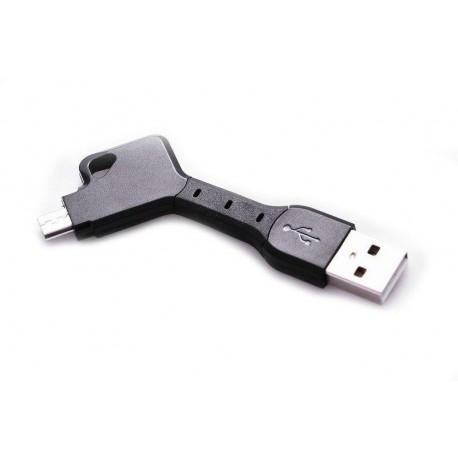 Adaptér na klíče USB - micro USB