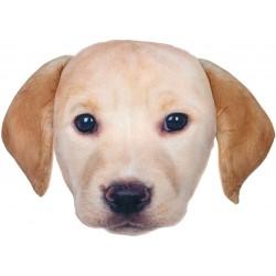 Polštář v designu psa - světlý
