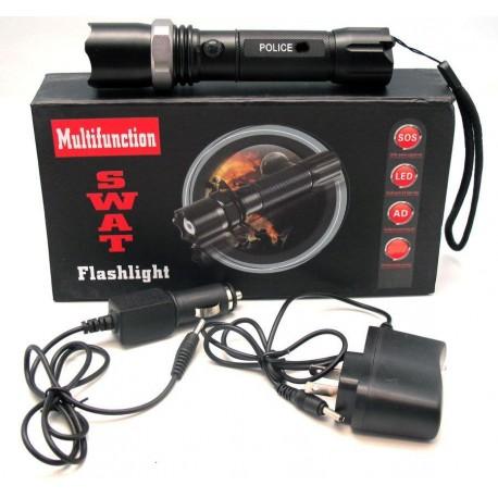 Akumulátorová svítilna SWAT