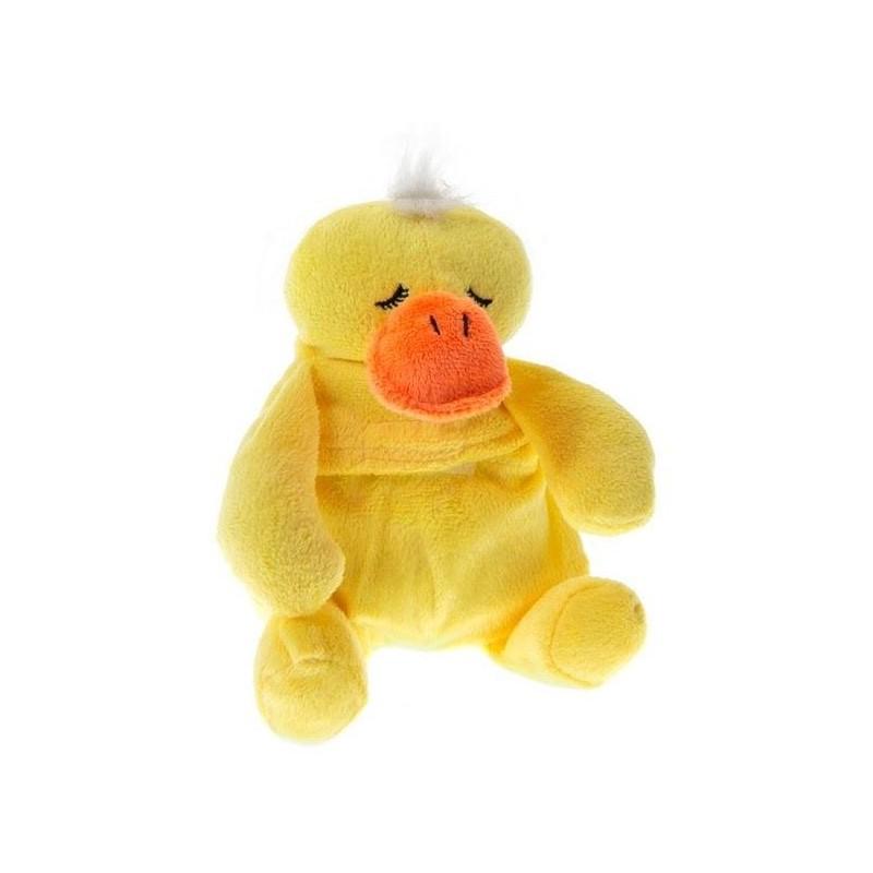 Hřejivý plyšák - kuřátko