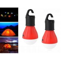 LED žárovka - červená