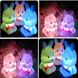 Lampička králíček