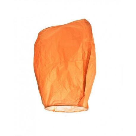 Lampion štěstí - oranžový