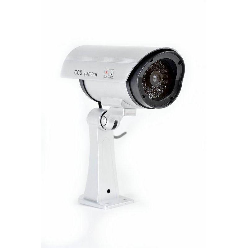 Atrapa bezpečnostní kamery s LED diodou