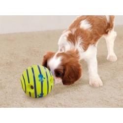 Chechtací míček pro psy